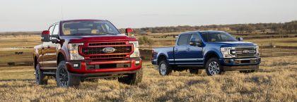 2022 Ford F-Series Super Duty Lariat Tremor 12