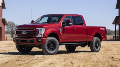 2022 Ford F-Series Super Duty Lariat Tremor 1