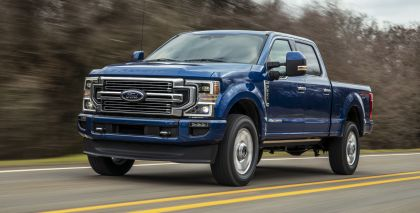 2022 Ford F-Series Super Duty Limited 1