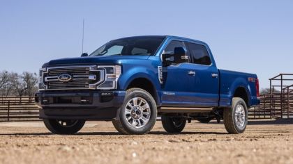 2022 Ford F-Series Super Duty Limited 5