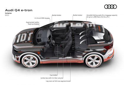 2022 Audi Q4 e-tron concept 155