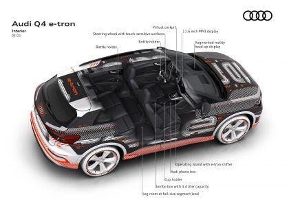2022 Audi Q4 e-tron concept 158