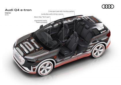 2022 Audi Q4 e-tron concept 159