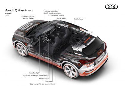 2022 Audi Q4 e-tron concept 160