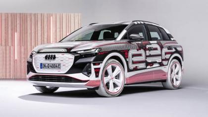 2022 Audi Q4 e-tron concept 1