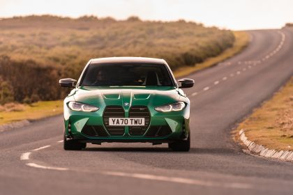 2021 BMW M3 ( G80 ) Competition - UK version 5