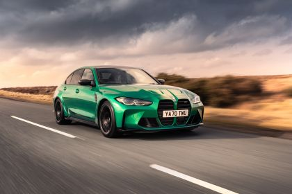 2021 BMW M3 ( G80 ) Competition - UK version 11