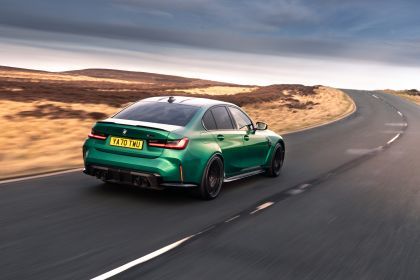 2021 BMW M3 ( G80 ) Competition - UK version 14