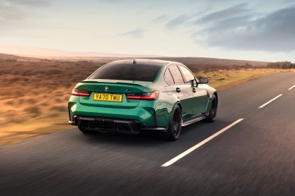 2021 BMW M3 ( G80 ) Competition - UK version 15