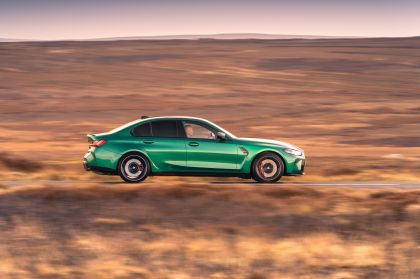 2021 BMW M3 ( G80 ) Competition - UK version 17