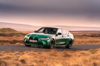 2021 BMW M3 ( G80 ) Competition - UK version 19