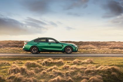 2021 BMW M3 ( G80 ) Competition - UK version 20
