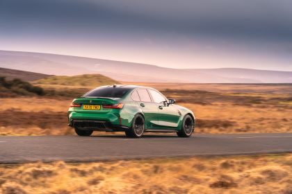 2021 BMW M3 ( G80 ) Competition - UK version 21