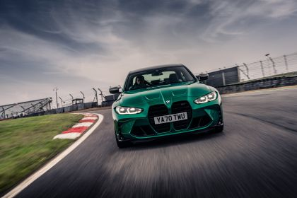 2021 BMW M3 ( G80 ) Competition - UK version 24