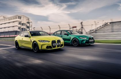 2021 BMW M3 ( G80 ) Competition - UK version 25