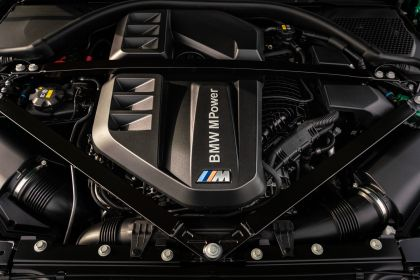 2021 BMW M3 ( G80 ) Competition - UK version 30