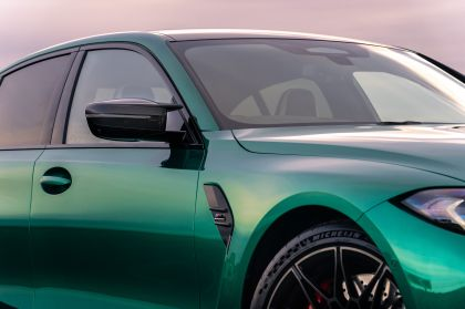2021 BMW M3 ( G80 ) Competition - UK version 31