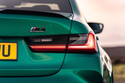 2021 BMW M3 ( G80 ) Competition - UK version 36