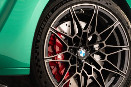 2021 BMW M3 ( G80 ) Competition - UK version 39