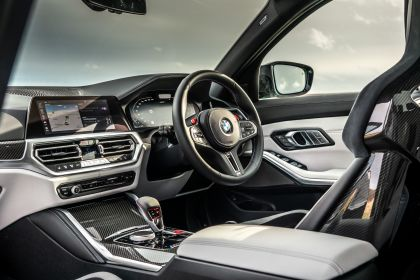 2021 BMW M3 ( G80 ) Competition - UK version 42