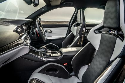 2021 BMW M3 ( G80 ) Competition - UK version 43