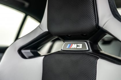 2021 BMW M3 ( G80 ) Competition - UK version 45