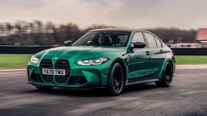 2021 BMW M3 ( G80 ) Competition - UK version 2