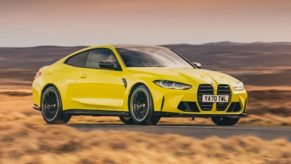2021 BMW M4 ( G82 ) Competition - UK version 8