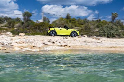 2022 Mini John Cooper Works convertible 90