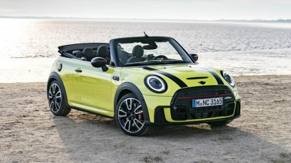 2022 Mini John Cooper Works convertible 8