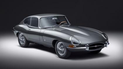 2021 Jaguar E-type 60 Collection 2