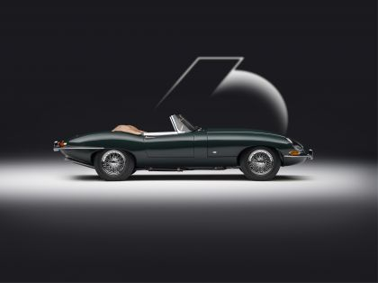 2021 Jaguar E-type 60 Collection roadster 2