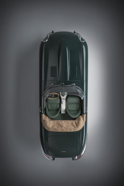 2021 Jaguar E-type 60 Collection roadster 5