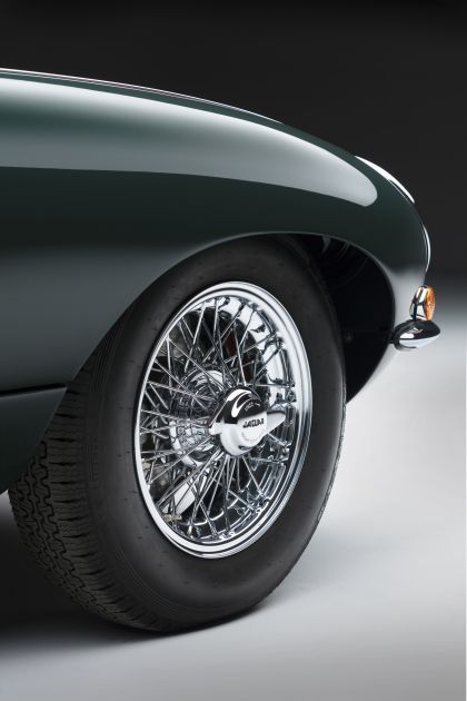 2021 Jaguar E-type 60 Collection roadster 7