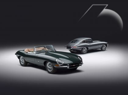 2021 Jaguar E-type 60 Collection roadster 17
