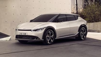 2021 Kia EV6 2