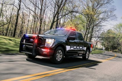 2021 Ford F-150 Police Responder 1