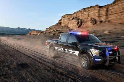 2021 Ford F-150 Police Responder 2