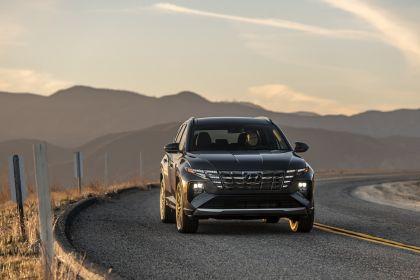 2022 Hyundai Tucson N Line - USA version 1