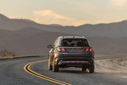 2022 Hyundai Tucson N Line - USA version 2