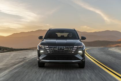 2022 Hyundai Tucson N Line - USA version 3