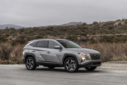 2022 Hyundai Tucson Plug-in Hybrid - USA version 2