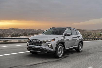2022 Hyundai Tucson Plug-in Hybrid - USA version 5