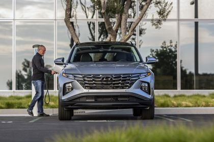 2022 Hyundai Tucson Plug-in Hybrid - USA version 18