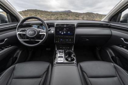 2022 Hyundai Tucson Plug-in Hybrid - USA version 27