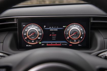 2022 Hyundai Tucson Plug-in Hybrid - USA version 38