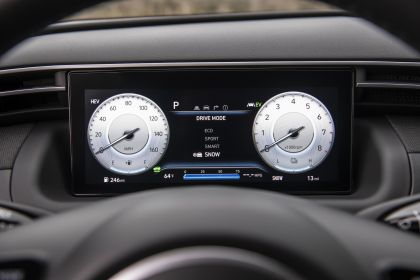 2022 Hyundai Tucson Plug-in Hybrid - USA version 39