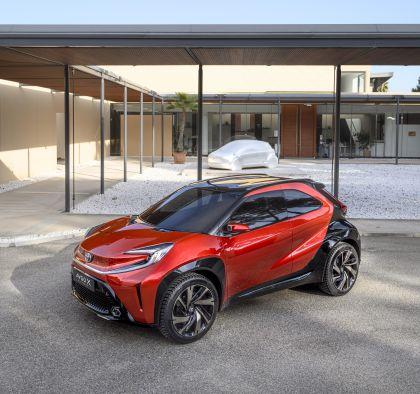 2021 Toyota Aygo X prologue 1