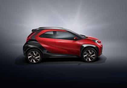 2021 Toyota Aygo X prologue 8