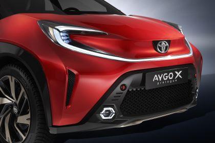 2021 Toyota Aygo X prologue 16